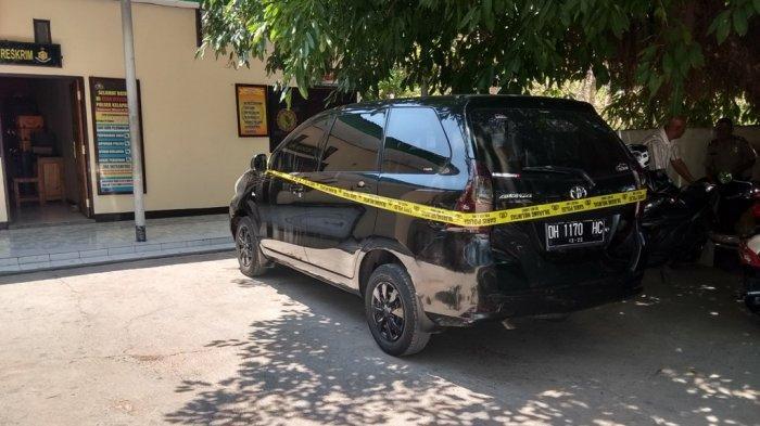 Polisi Amankan Mobil Rental Pencurian Accu Lampu Jalan di Kota Kupang