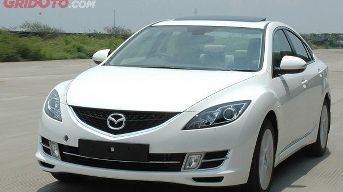 Mobil Bekas Harga Terjun Bebas Mazda 6 Type 2.5 A/T Turun hingga Rp 50 Juta, Simak Daftar Harganya