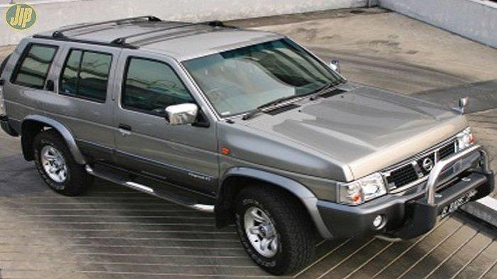 Harga Mobil Bekas Nissan Terrano Agustus 2020, Rp 70 Jutaan Kondisi Mulus dan Terawat