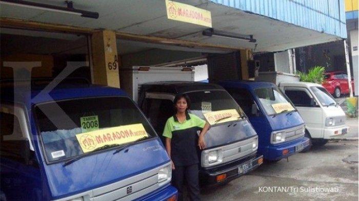 Ini Loh! 5 Pilihan Mobil Murah Pick up Bekas, Harganya Sangat Menggoda Hanya Rp 50 Jutaan