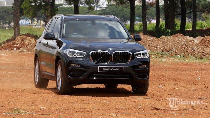 Harga Mobil Bekas BMW X3 Beragam Varian Termurah Rp 130 Juta per Oktober 2021