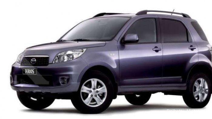 Turun Harga,Mobil Bekas Daihatsu Terios Cuma Rp 80 Juta per Agustus 2021, Buruan,Cek Daftar Harganya
