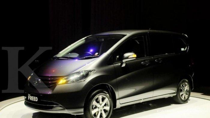 Daftar Harga dan Varian Mobil Bekas Honda Freed, Harga Termurah Rp 110 Juta di Bulan April 2021