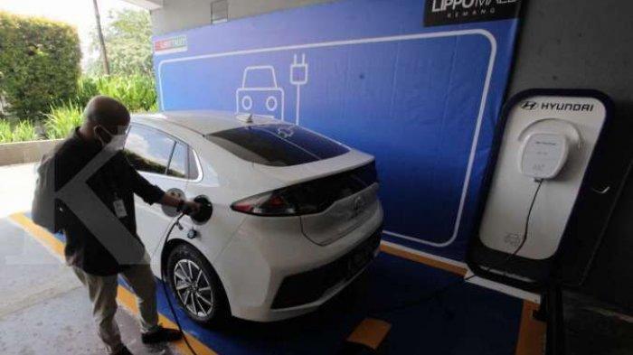Mulai Produksi Mobil Listrik di Indonesia Mei 2022, Hyundai Siap Hentikan Dominasi China