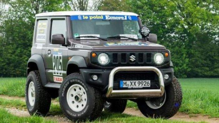 Begini Kondisinya Jika Suzuki Jimny Ikut Reli Dakar, Harganya Sama Seperti Mobil Baru