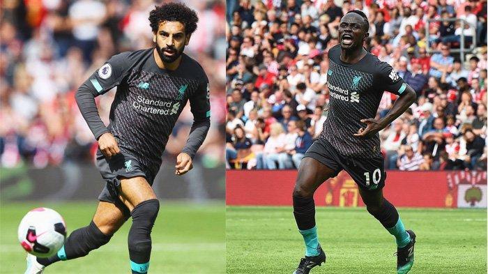 Klasemen Liga Inggris - Liverpool Rebut Posisi Puncak, Arsenal 2, Manchester City Turun 2 Peringkat