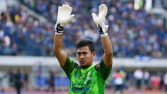 Muhammad Natshir Berpeluang Besar Jadi Kiper Utama Persib Bandung, Lihat Profilnya