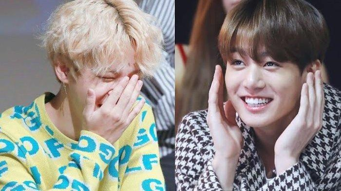 4 Momen Manis Para Hyung BTS Menggoda Jungkook BTS, Golden Maknae Langsung Malu-malu!