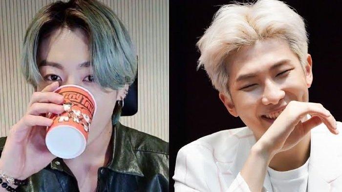 Momen Para Member BTS Menggoda Sang Leader, Jungkook Sebut RM Menakutkan!