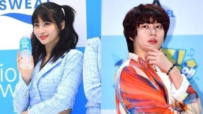 Momo TWICE dan Heechul Super Junior Dikabarkan Berpacaran, Penggemar Beri Reaksi Tak Terduga