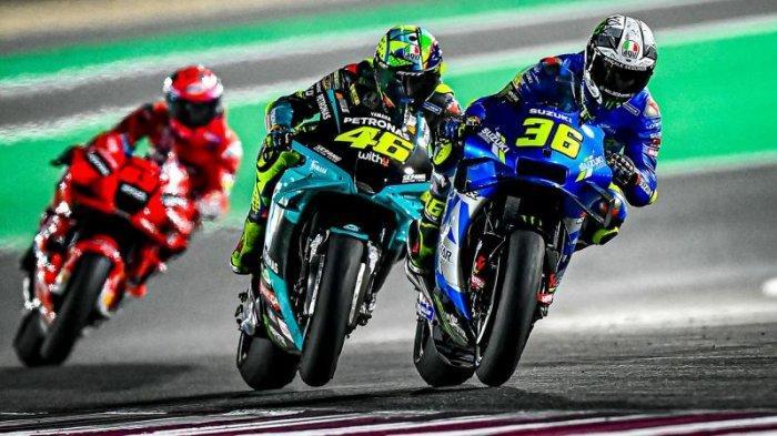 Hasil Latihan Bebas MotoGP Doha 2021, Jac Miller Tercepat, Ducati Posisi 2 dan 3, Berikut Urutannya