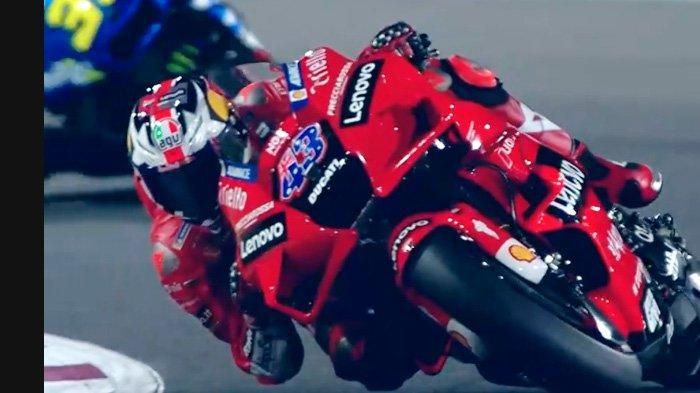 Kualifikasi MotoGP Doha 2021 FP3 & FP4 Live Streaming Fox Sports 1 Sabtu 3 April 2021 Malam