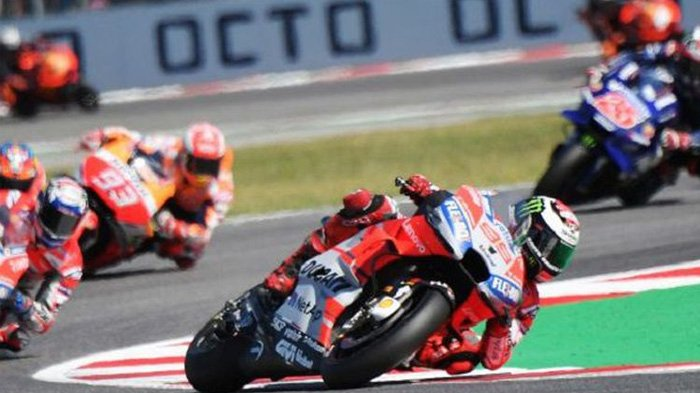 LINK Live Streaming Trans7 MotoGP San Marino 2020, Sabtu dan Minggu 12-13 September 2020 Malam