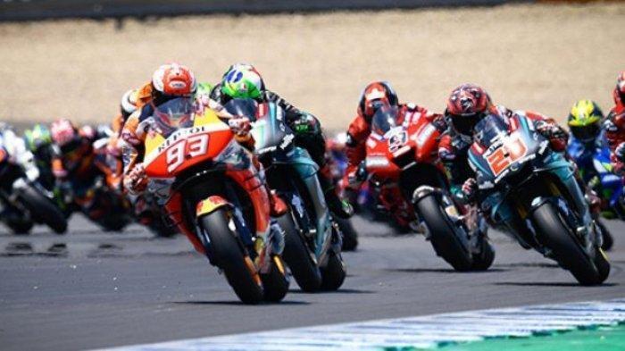 Link 2 Live Streaming MotoGp Trans 7 MotoGP Malam Ini, Segera Cek Pole Position MotoGP Teruel 2020