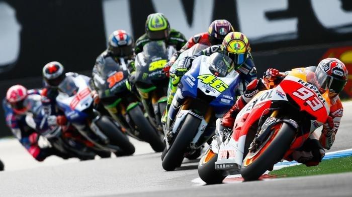 SIARAN LANGSUNG MotoGP 2020 Hari Minggu, Jadwal Moto GP Hari Minggu San Marino Sirkuit Misano Italia