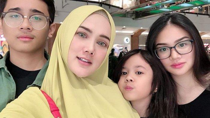 Aduh! Geram karena Sering Dibully Tiara Savitri Anak Mulan Jameela Hapus Foto Ibunya di Instagram