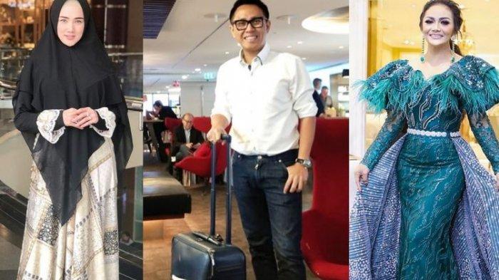 Pengakuan Artis Mulan Jameela Dilantik Jadi Anggota DPR Kenakan Gaun Bodo: Aduh! Saya Nervous