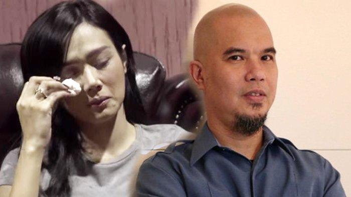 Ahmad Dhani Mendekan Di Penjara, Mulan Jameela Jualan Cilok, Bangkrut?