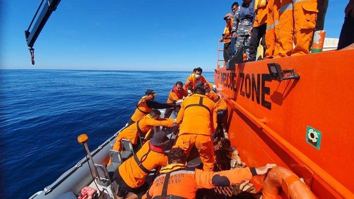 Musibah Tenggelamnya KM Nusa Kenari 02 di Alor, Semua Korban Hilang Ditemukan
