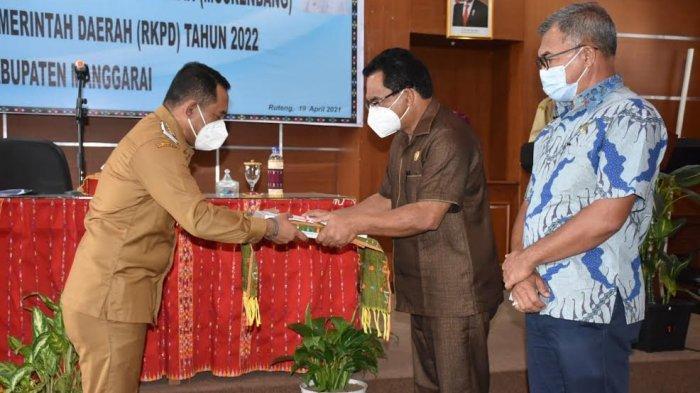 Kegiatan Musrenbang Kabupaten Manggarai Tahun 2022.