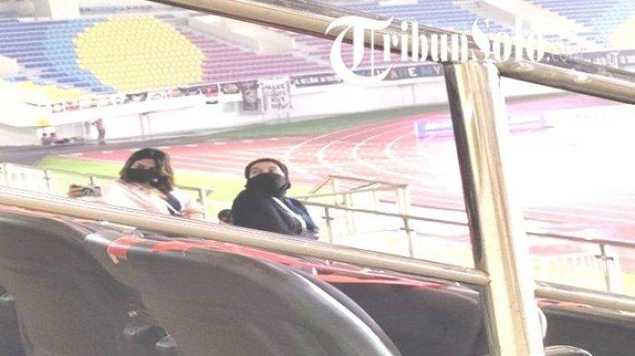 Liga 2 2021, Persis Solo Menang, Kaesang Dan Erick Thohir Ketemuan di Stadion Manahan