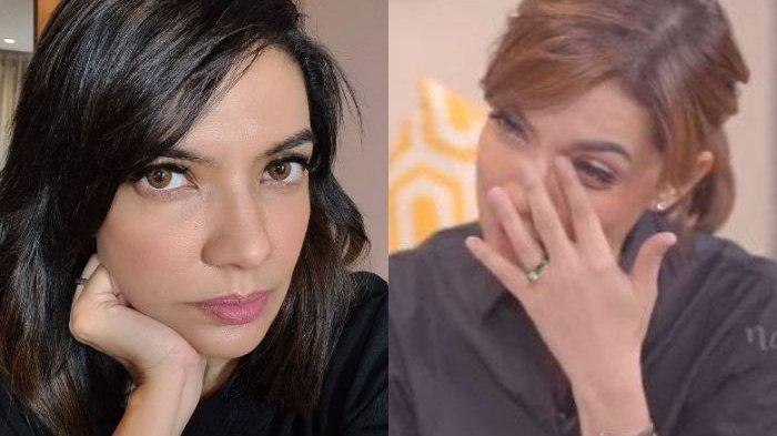 Ada Apa dengan Najwa Shihab yang Bawa Tulisan 'Saya Minta Tolong' saat Live,Begini Kondisi nya Kini?