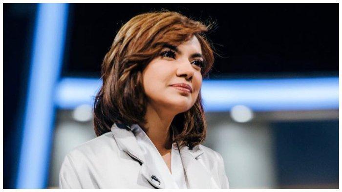 Reaksi Najwa Shihab Wajahnya Ada di Mobil Truk Yang Sedang Dicuci, Mbak Mata Udah Mandi?
