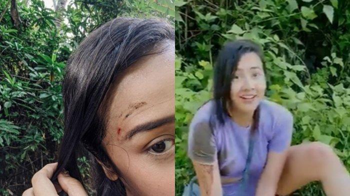 Anya Jatuh dari Sepeda Trending Medsos, Ciutan Gading Marten Bikin Heboh, Netizen: Sikat Om Gading!
