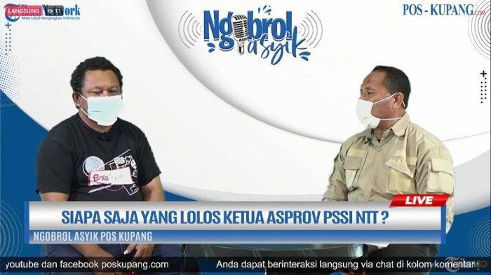 Fary, Chris dan Lambert Penuhi Syarat Jadi Calon Ketua Asprov PSSI NTT