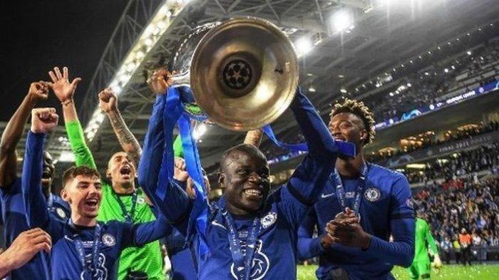 Resmi Berlaku, UEFA Ubah Aturan Liga Champions,Gol Tandang Dihapus Untuk Musim 2021-2022