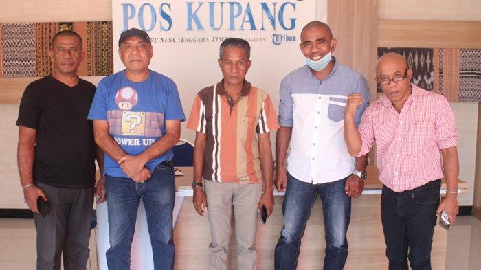 Nikson Lily Bantah Dibekingi Kapolres Kota Kupang