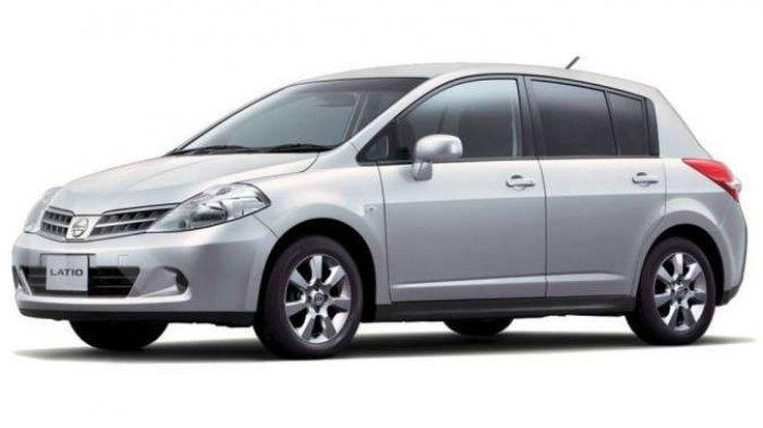 Mobil Bekas Murah Maret 2021 Nissan Latio,Termurah Rp 60 Juta Bawa Pulang Mobil Seken Seri Hatchback