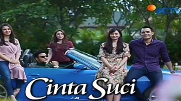 Live Streaming & Sinopsis Cinta Suci di SCTV, Selasa 16 April Jam 20.15 WIB, Apa Kabar Bunga?
