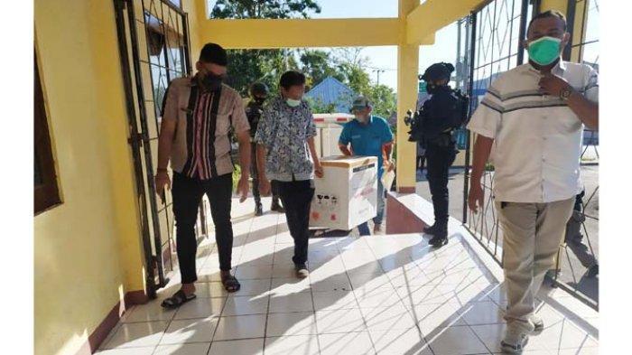 NTT Kembali Terima Distribusi Vaksin Corona Sinovac untuk UMKM