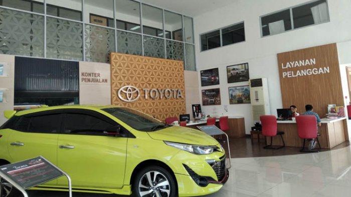 Dealer Toyota Beri Keringanan Bunga Nol Persen untuk Paramedis Hanya Dengan Bawa Kartu Pegawai