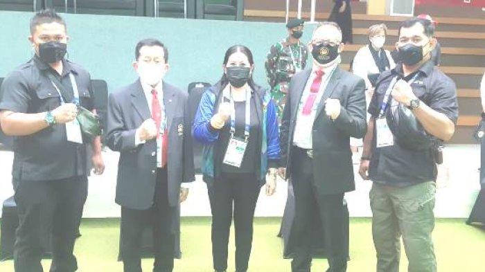 Kontingen Kempo NTT Siap Bertarung di PON XX Papua, Yeni Veronika Minta Dukungan Doa Masyarakat NTT