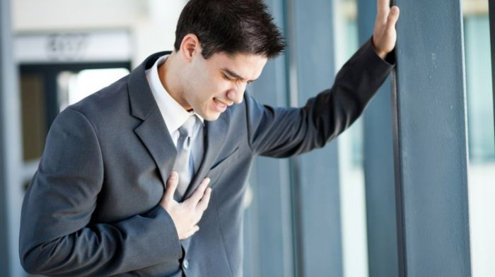 Penyakit Arteri Koroner Ditandai Dengan Serangan Jantung dan Gejala lainnya
