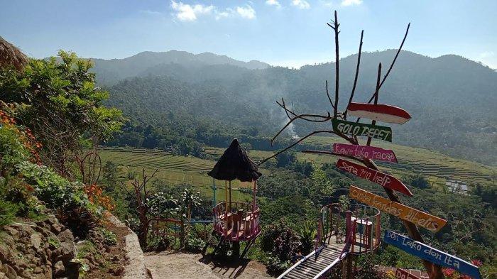 Obyek Wisata Golo Depet Manggarai Timur.