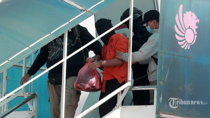Tak Disangka,Pengakuan Mengejutkan Terduga Teroris Saiful Basri,3 Kali Ikut Persidangan Habib Rizieq