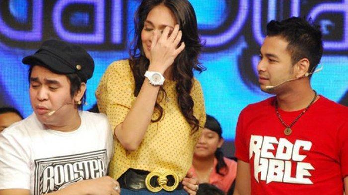 Raffi Ahmad Sebut Olga Syahputra, Suami Nagita Slavina Unggah Foto Harry Tanoesoedibjo & Luna Maya