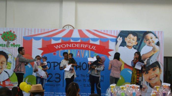 Wow! Open House Apple Tree Pre School Dari Arena Bermain Hingga Kompetisi Awesome Kids