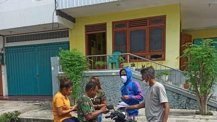 Di Kota Kupang - NTT, Para Lurah Lakukan Operasi Masker, Ini yang Ditemui si Lapangan
