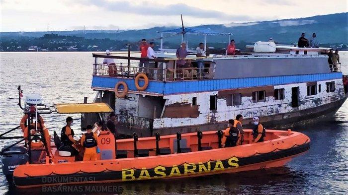 Berita Sikka TERBARU:Operasi SAR di Perairan Pulau Pemana Selamatkan 50 Penumpang Kapal, Simak YUK