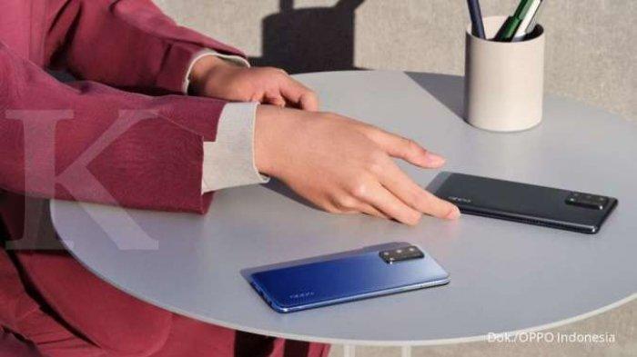 HP OPPO A74 Jargon Game for Everyone, RAM 6/126GB Harga Rp 3 Jutaan, Cek Spesifikasi Lengkap
