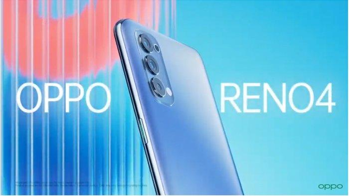 HP OPPO Reno4 F Jadi Pilihan Utama, Harga Ponsel Rp 3 Jutaan Sangat Wajar Dengan Spesifikasinya