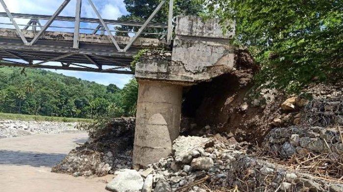 Pemkab Belu akan Segera Perbaiki Jembatan Builalu, Begini Penjelasan Pemerintah