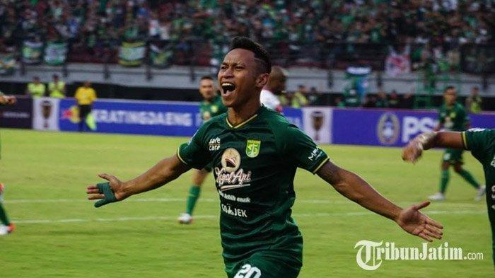 Osvaldo Haay Dikabarkan Merapat ke Persija Pelatih Persebaya Aji Santoso PertahankanBintang SEAGames
