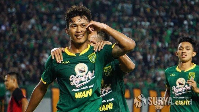 Transfer Pemain Liga 1 2020: Jika Andai Osvaldo Haay Hengkang, Lihat Daftar Pemain Sayap Persebaya