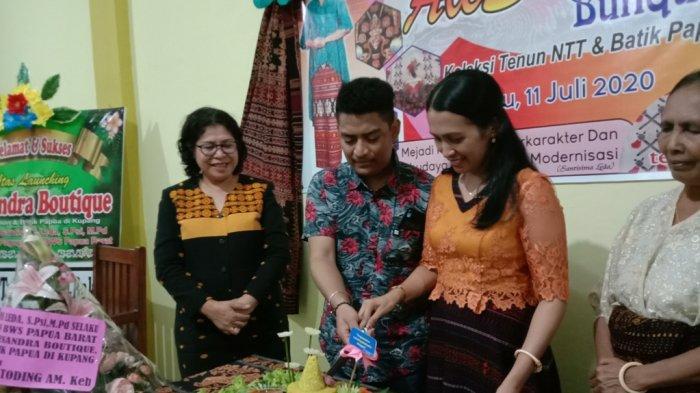 Mengangkat Budaya Indonesia, AleSandra Butik Usung Tenun NTT dan Batik Papua