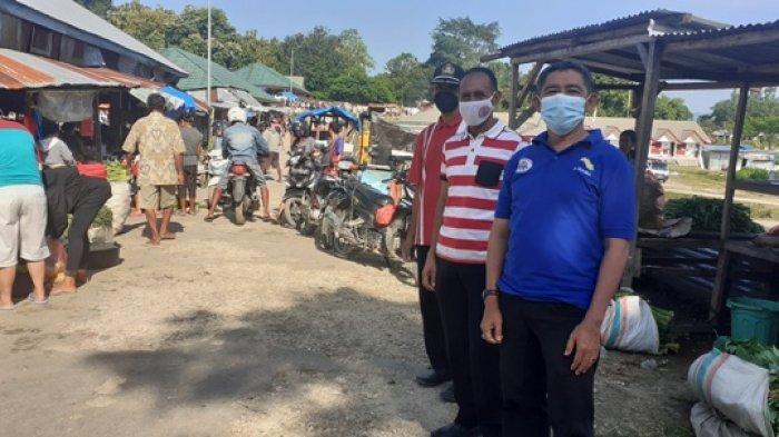 Pasar Weekarou Mampu Tampung 900 Pedagang, Kadis Perindag Sumba Barat: Manfaatkan Los Pasar Baru